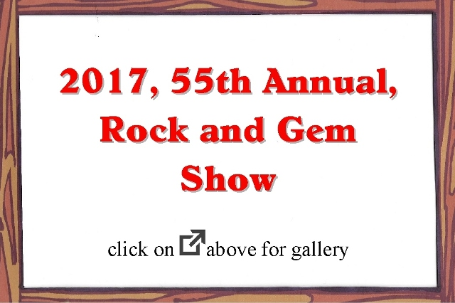 2017, 55th Annual Rock and Gem Show  Pt.1